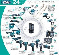 画像2: マキタ コンパクト充電式インパクトドライバ TD090DWX