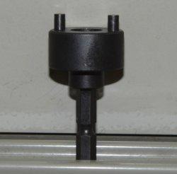 画像1: ホイルナット取り外し用ソケット